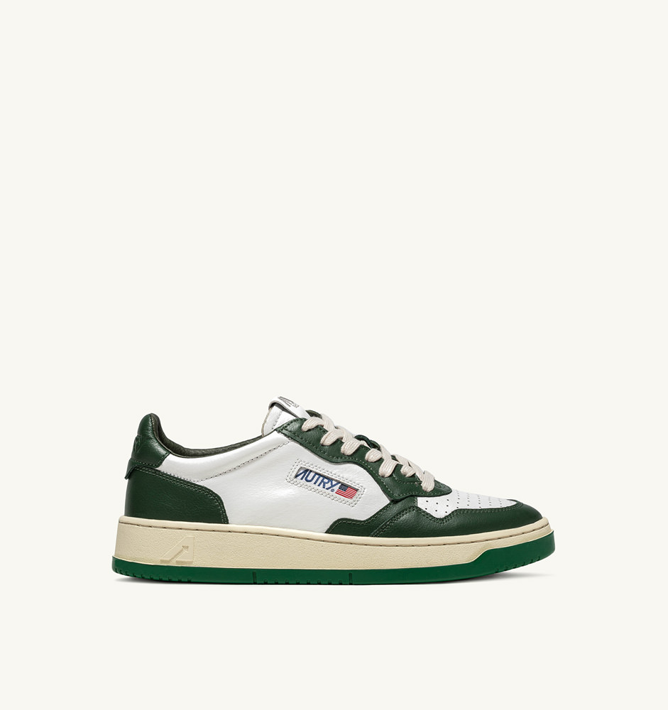 GREEN / WHITE / DOUBLE COLOR