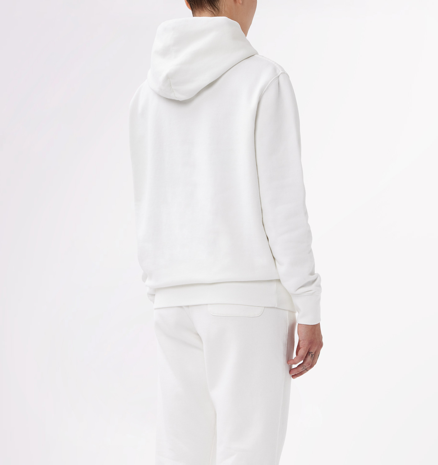 AUTRY: HOODED SWEATSHIRT WITH AUTRY PATCH